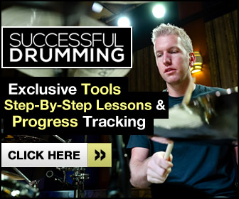 online drum lessons for beginners